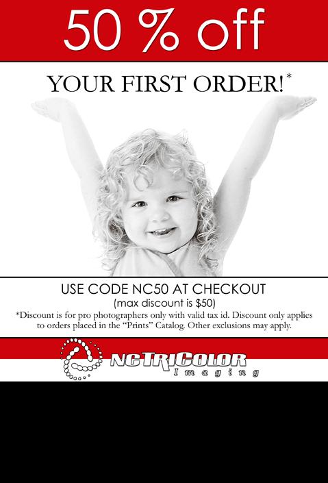 50% OFF 1st Order